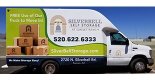 rental truck image